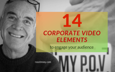 14 corporate video elements to engage your audience in 2019
