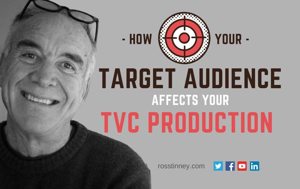 How the target audience affects your TVC production